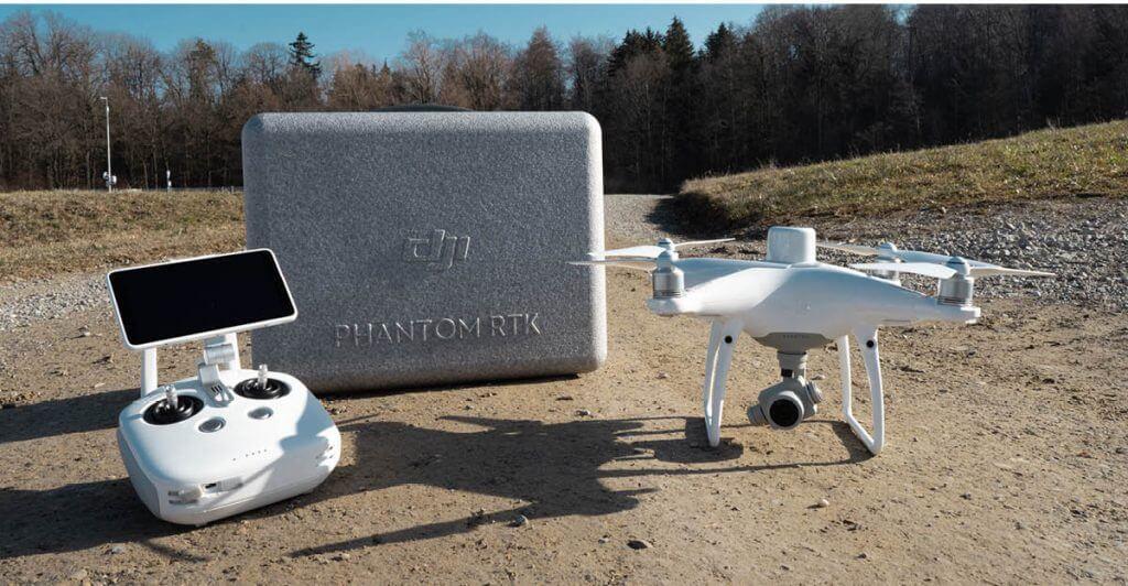 DJI Phantom 4 RTK vs  WingtraOne – An in-depth comparison