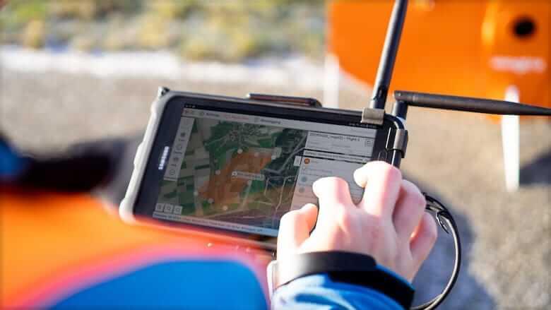 Smart drone flight planning software | WingtraPilot | Wingtra